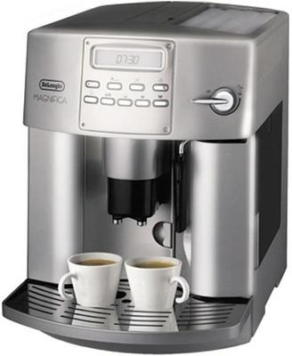 Der kompakte DeLonghi ESAM 3400 Kaffeevollautomat